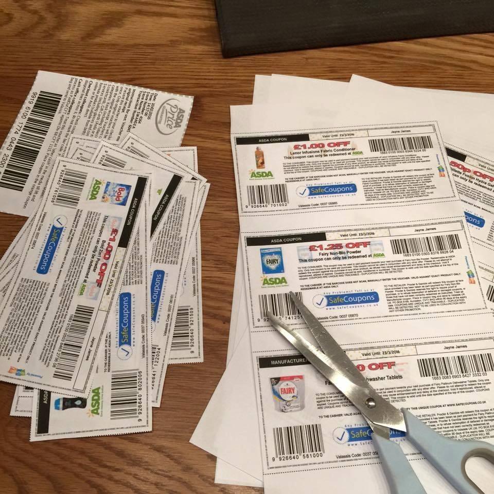 extreme couponing uk coupons
